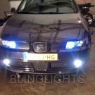 Seat Leon Xenon Driving Fog Lamps Lights Kit León Mk1 (1M) Pair