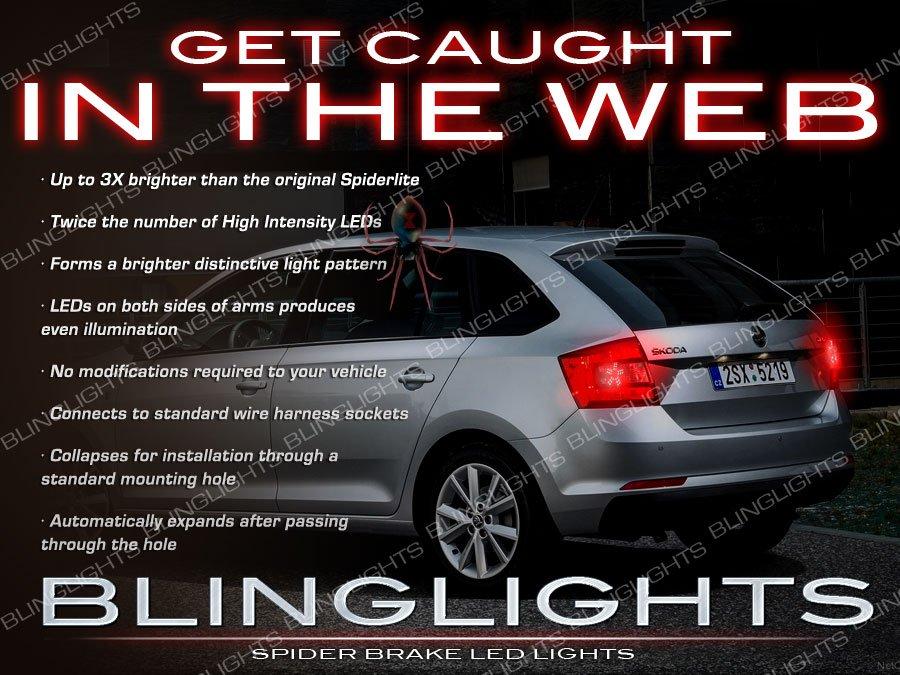 SEAT Toledo Tail Lamps Spider Light Bulb Pair White Custom Lites