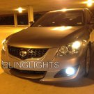 2006 2007 2008 2009 Toyota Aurion Fog Lights Driving Lamps at-x presara sportivo vr6 xv40 GSV40R