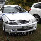 Ford Falcon TE50 TS50 Bumper Halo Fog Lamp Driving Light Kit sport series 2 3 body