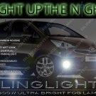 2010-2016 Toyota Verso R20 Xenon Driving Lights Fog Lamps Kit Pair Set + Harness