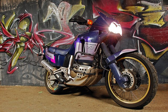Honda XRV750 XRV 750 Africa Twin HID Simulated Head Light Lamp Replacement Light Bulbs Set