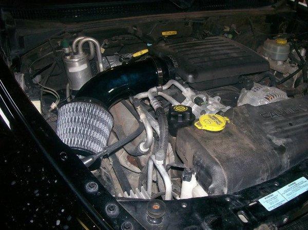 Jeep Grand Cherokee 4.7L Powertech V8 Performance Air Intake Kit