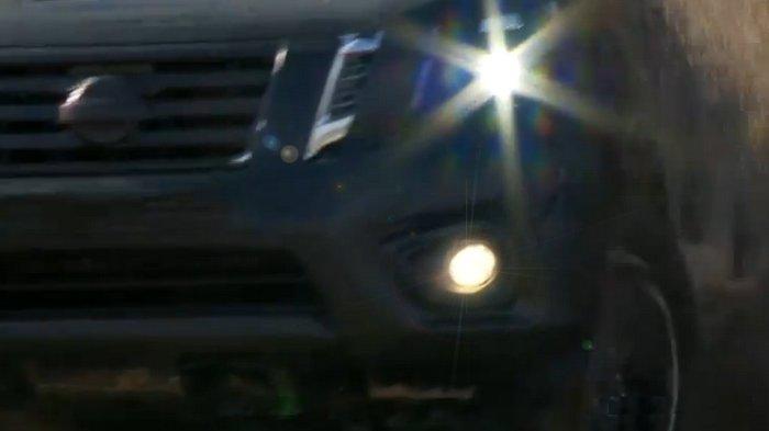 2015 2016 2017 Nissan Navara D23 Fog Lamp Driving Light Kit