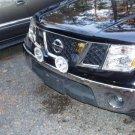 Nissan Navara Off Road Bumper Grille Drivinglights Foglamps