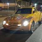 Chevrolet SSR Headlamp Xenon HID Kit Headlight Conversion