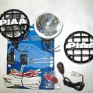 "PIAA 510 Xtra Super White 4"" Round Driving Light Kit"