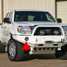 2005-2015 Toyota Tacoma ShrockWorks Bumper PIAA Fog Lamp Kit