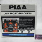 PIAA Powersports Yamaha YFZ450 ATV Lamp Bracket Kit 74541