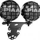 PIAA 74545 Handlebar Clamp Lamp Mounting Bracket for Honda TRX450R TRX450ER