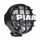 "PIAA 510 Star White 4"" Round Driving Light 73504 Single Lamp Enclosure"