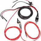 PIAA 78935 Wiring Harness for HID RS400 RS600 Shock Lamps