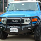 Toyota FJ Cruiser Road Armor Titan Bumper PIAA 510 Light Kit