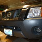 2002-2015 Nissan Xterra WD22 N50 Bumper PIAA 510 Lights Kit