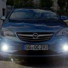 2016 2017 Buick Cascada Fog Lights Driving Lamp Kit