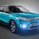 2015 2016 2017 Suzuki Vitara Xenon Fog Lamps Lights Kit