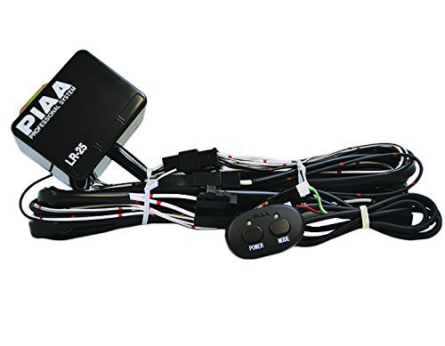 piaa 34400 wiring harness for 525 550 driving fog l kit