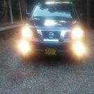 Nissan Navara D40 Fog Lamps Lights 2010 2011 2012 2013 2014 2015