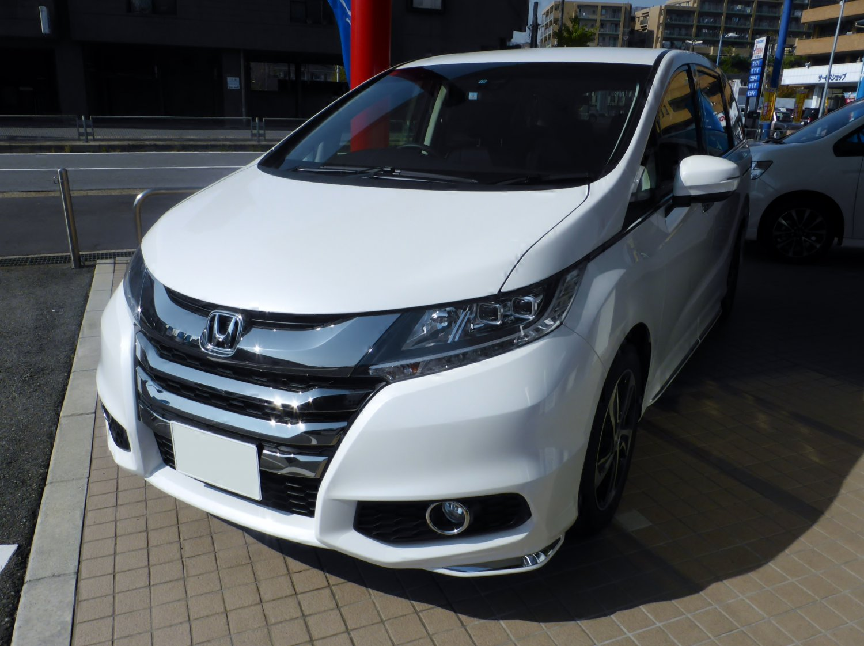 2013 2014 2015 2016 Honda Odyssey JDM Fog Lamp Light Kit