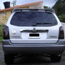 Mazda Tribute Tinted Taillamp Overlay Guards Taillight Lens Film