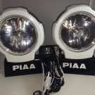 Complete PIAA RS600 Shock Lamp Off Road HID Driving Light Kit