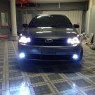 2008 2009 2010 2011 Ford Focus Mk2 Fog Lamps Driving Lights