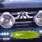 Mitsubishi Shogun PIAA LED DRL Daytime Running Lamp Kit