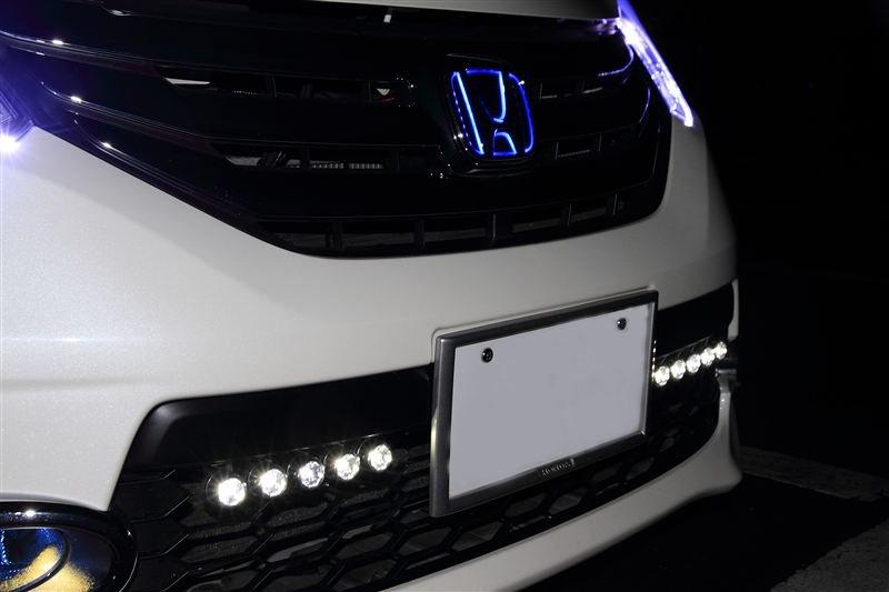 PIAA Honda Civic LED DRL 6000K Daytime Running Lamp Kit
