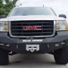 GMC Sierra Road Armor Bumper PIAA 510 Driving Lights Kit