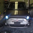 Fiat 500 Xenon HID Headlight Headlamp 55w Conversion Kit