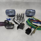Hella Optilux 1472 Xtreme White Rectangular Fog Lamp Kit