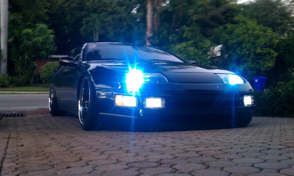 H16 9009 5202 10,000K Deep Blue 55W Xenon Kit