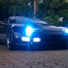 H1 10000K Deep Blue 55 Watt Xenon HID Light Lamp Conversion Kit