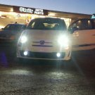 2007-2017 Fiat 500 500c Xenon Fog Lamps Driving Lights