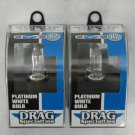 PIAA H7 3800K Drag Specialities Xtra 55W=100W Light Bulbs Twin Pack