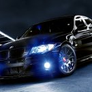 9012 10,000K Deep Blue Light Xenon HID Fog Lamp Conversion Kit