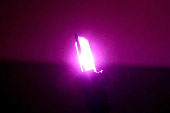 H1 12,000K Violet 55 Watt Xenon HID Conversion Kit Purple