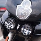 Ducati Multistrada 1000 PIAA 510 Driving Lights Lamps Kit