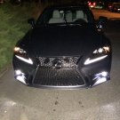 2014 2015 Lexus IS Xenon Fog Lamps Driving Lights Kit F Sport IS250 IS350