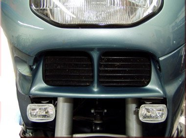 BMW R1150RT Hella Fog Lamps Driving Lights Kit