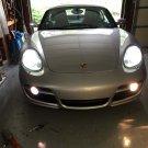 Porsche Cayman 987c Xenon Fog Lamps Driving Lights Kit