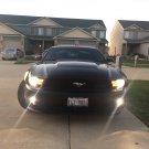2013 2014 Ford Mustang Xenon Fog Lamp Driving Light Kit