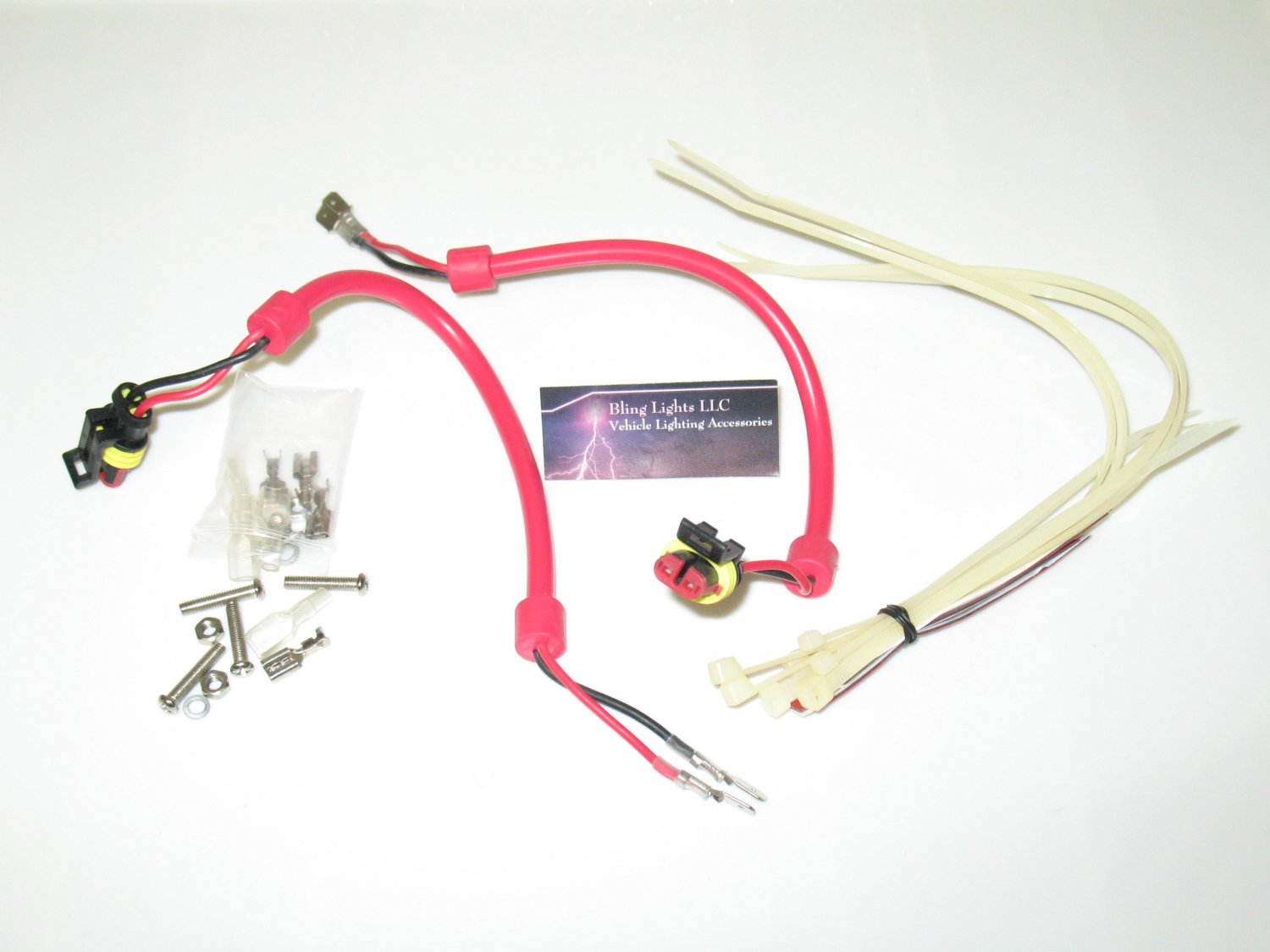H1 H3 H7 HID Conversion Kit Universal Ballast Harness Wiring Accessories