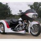 Harley Davidson Tri Glide Running Board Trike Fog Lights Kit