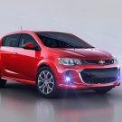 2017 2018 Chevrolet Sonic Xenon Driving Lights Fog Lamps Kit