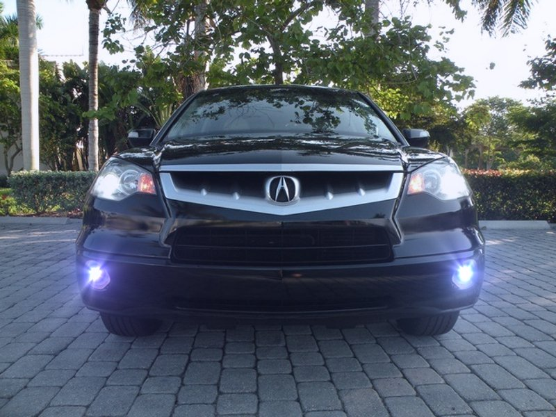 2007 2008 2009 Acura RDX Angel Eye Fog Lights Driving Lamps
