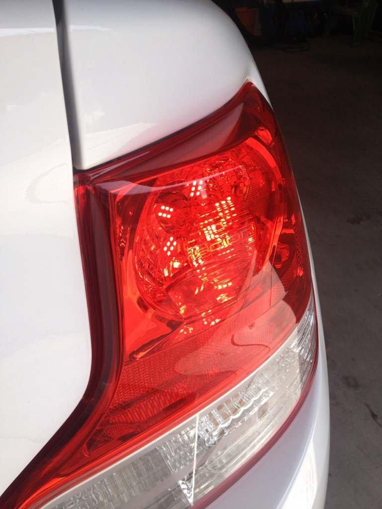 Scion tC Custom LED Tail Lamp Spider Light Bulbs Pair