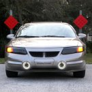 2000-2005 Pontiac Bonneville SLE SSEi Halo Fog Lamps Lights