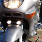 BMW K1200LT Xenon Fog Lamps Driving Lights Kit