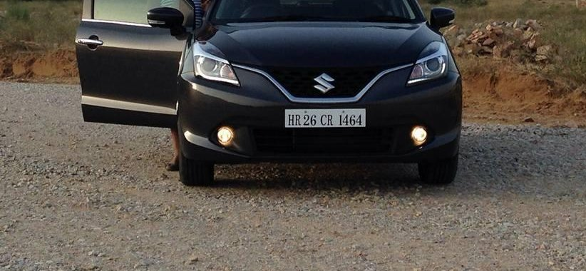 2016 2017 2018 Suzuki Baleno Xenon Fog Lights Driving Lamps